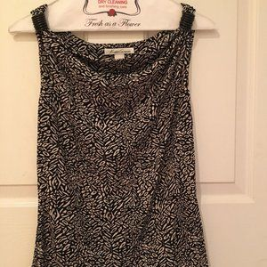 Kenneth Cole Black and White work top